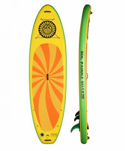 SOL Inflatable Paddleboard