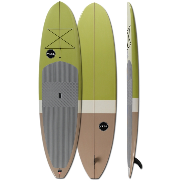VESL( NEW) COVE 10.6, 11'0 &11.6 Paddle Board Package With Paddle and Leash