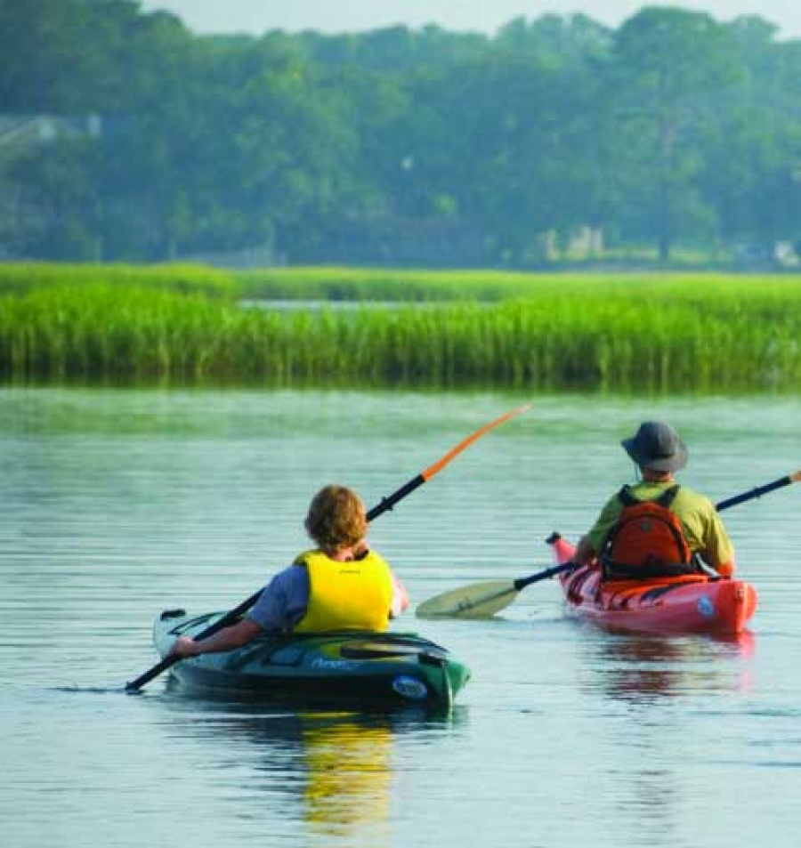 Rent a Kayak on Hilton Head
